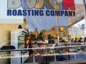 Kaffee made in Brooklyn - die Brooklyn Roasting Company