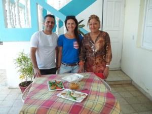 Reis mit Öl, Kokosauce Rezept, Kuba Rezept, Fischrezept