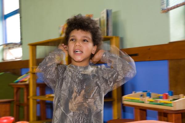 Besuch bei Planet Kids in Muizenberg