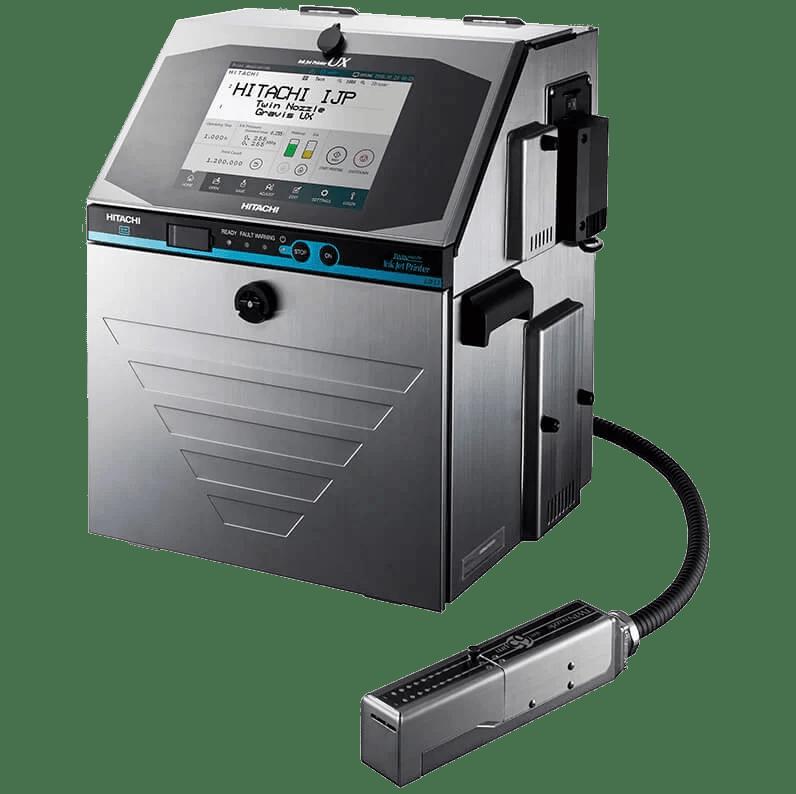 automatic inkjet coding machine
