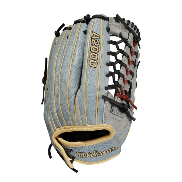"""Wilson A2000 2021 T125SS 12.5"""" Outfield Fastpitch Glove"""