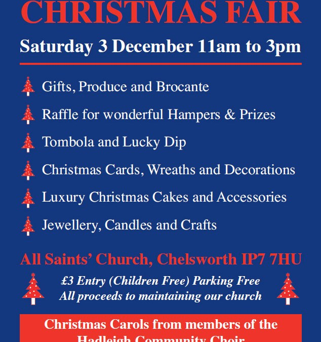 Chelsworth Christmas Fair
