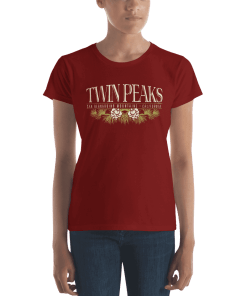 The Original Twin Peaks T-Shirt