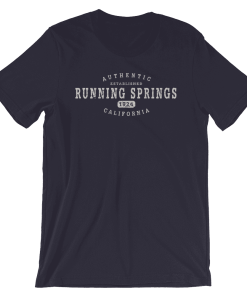 Authentic Running Springs T-Shirt