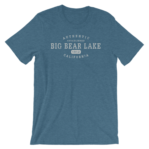 Authentic Big Bear Lake T-Shirt