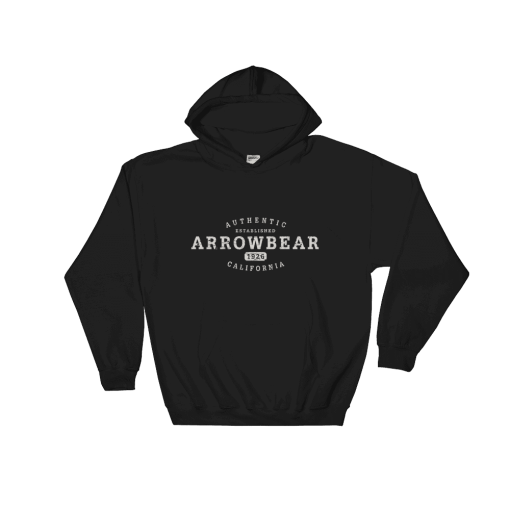 Authentic Arrowbear Hooded Sweatshirt