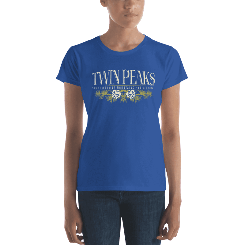 The Original Twin Peaks T-Shirt