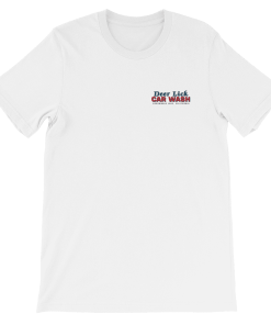 Deer Lick Car Wash T-Shirt Front