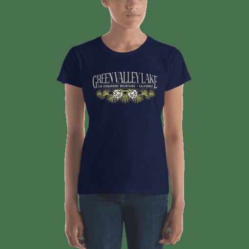 The Original Green Valley Lake T-Shirt