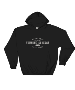 Authentic Running Springs Hooded Sweatshirt