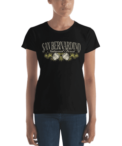 The Original San Bernardino National Forest T-Shirt