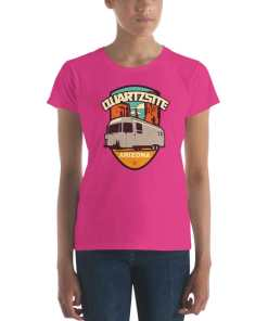 RV Destination Quartzsite Airstream T-Shirt