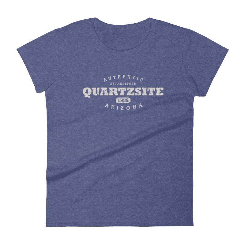 Authentic Quartzsite T-Shirt (Women's)