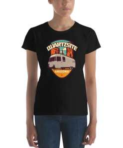 RV Destination Quartzsite Airstream T-Shirt