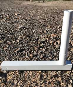 Hitch Mount - For 22' Deluxe Flagpole.