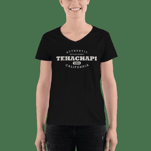 Authentic Tehachapi V-Neck (Women's)