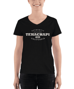 Authentic Tehachapi V-Neck (Women's)