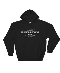 Authentic Buellton Hooded Sweatshirt (Unisex)