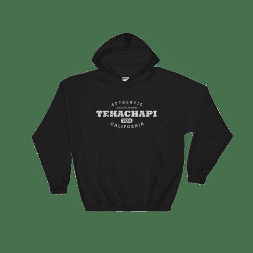 Authentic Tehachapi Hooded Sweatshirt (Unisex)