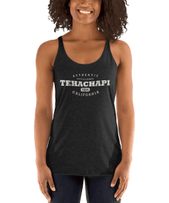 Authentic Tehachapi Racerback Tank (Women's)