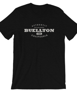 Authentic Buellton T-Shirt (Unisex)
