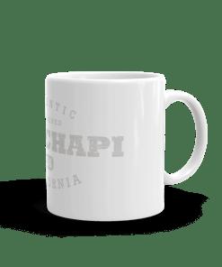 Authentic Tehachapi Camp Mug 11oz Handle Right