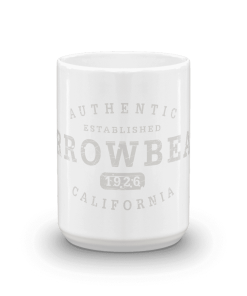 Authentic Arrowbear Camp Mug 15oz End