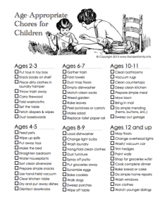age-appropriate-chores-for-children