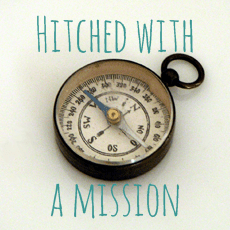 Hitched with a misson