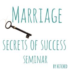 Marriage Secrets of Success Seminar