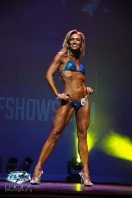 WBFF Female Fitness Model | Fitness Modeling Requirements