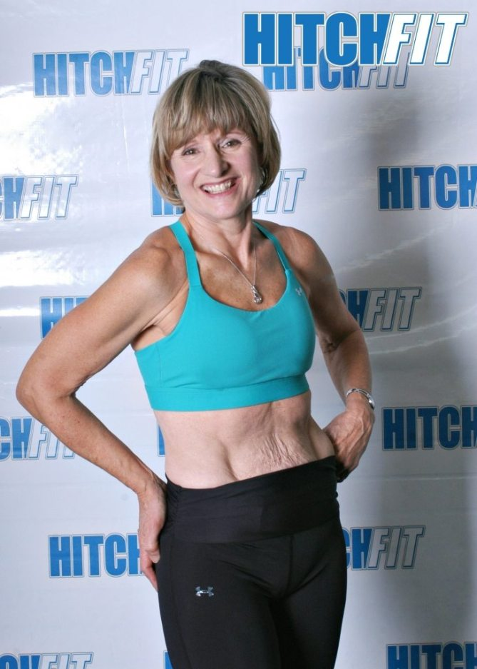 Fit over 60! - Nancy