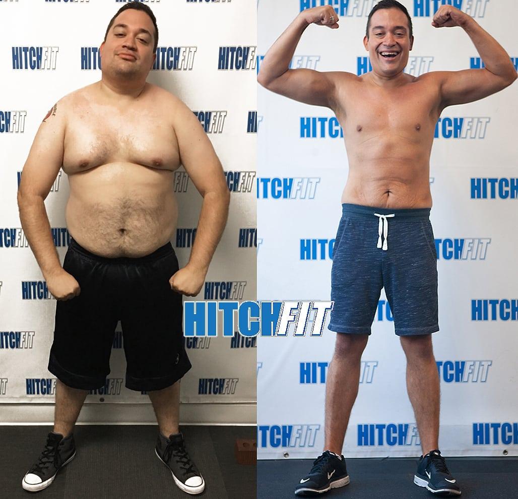 60 pound weight loss