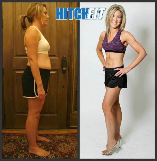 female weight loss over 40
