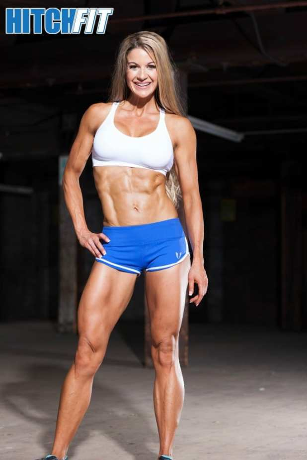 Fit over 40 women - Diana Chaloux - LaCerte