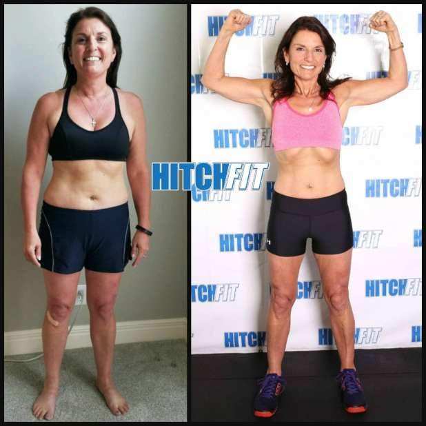 lose weight over 40