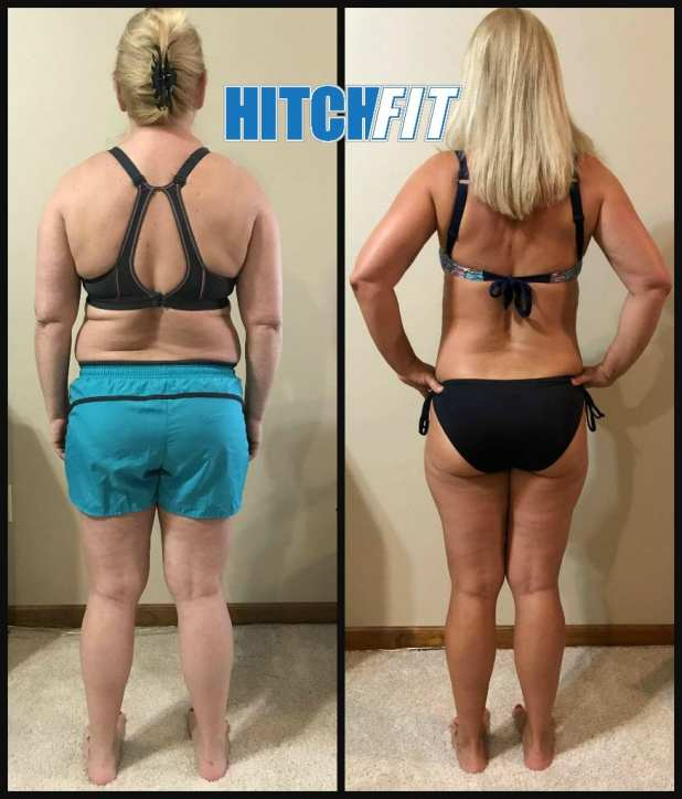 fit over 50 weight loss plan