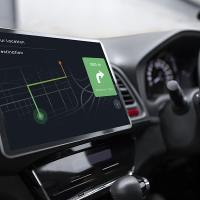 The Future Of Dashboard Touchscreens in Cars