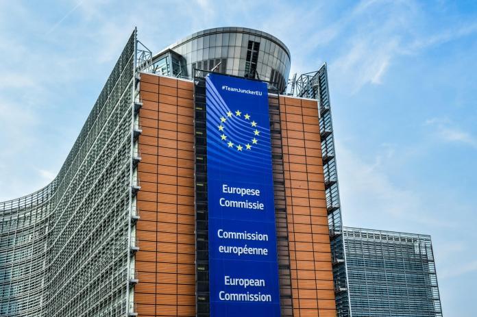 EU Commission - Image by Dimitris Vetsikas