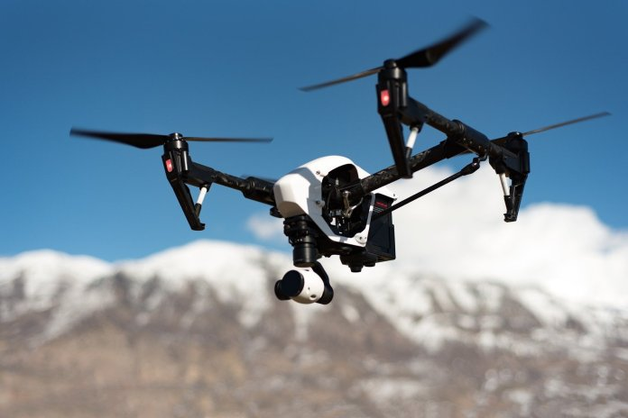 Flying Drone - Image by Free-Photos