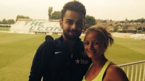 England women's cricketer Danielle Wyatt, who had proposed Virat Kohli, gets trolled by her teammate 1
