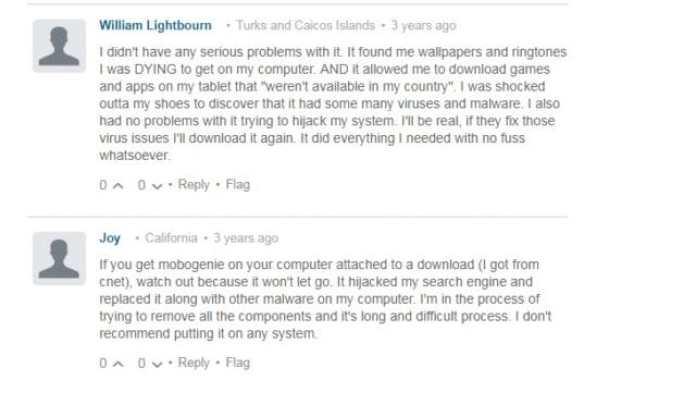Mobogenie App Customer Testimonial