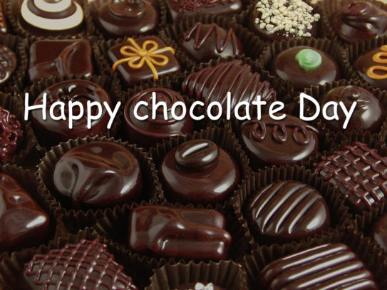 Happy Chocolate Days Images 2018