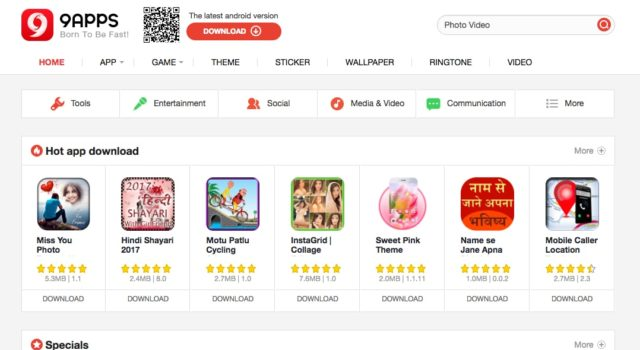 Is It Safe To Use 9Apps Store? 9Apps Store Secure installation! 3