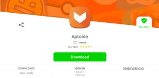Aptoide Reviews, Install Aptoide