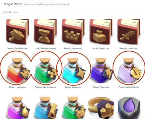 Clash of Clans Update 2018 image 1
