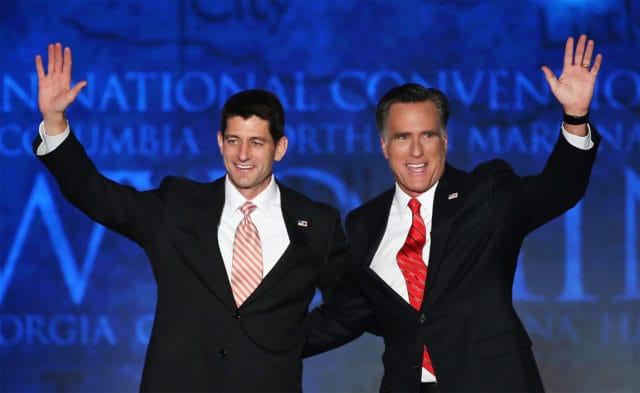 Romney and Ryan. Article written by Ryan Van Wagenen
