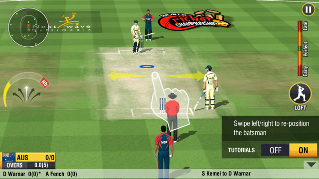 World cricket championship 2 guide image 1