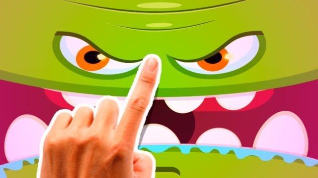 mmm finger