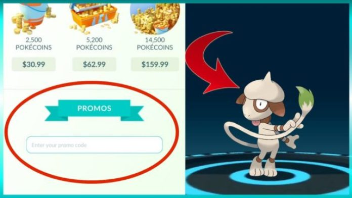 Pokemon Go giveaway and Expected Future Pokemon promo codes.